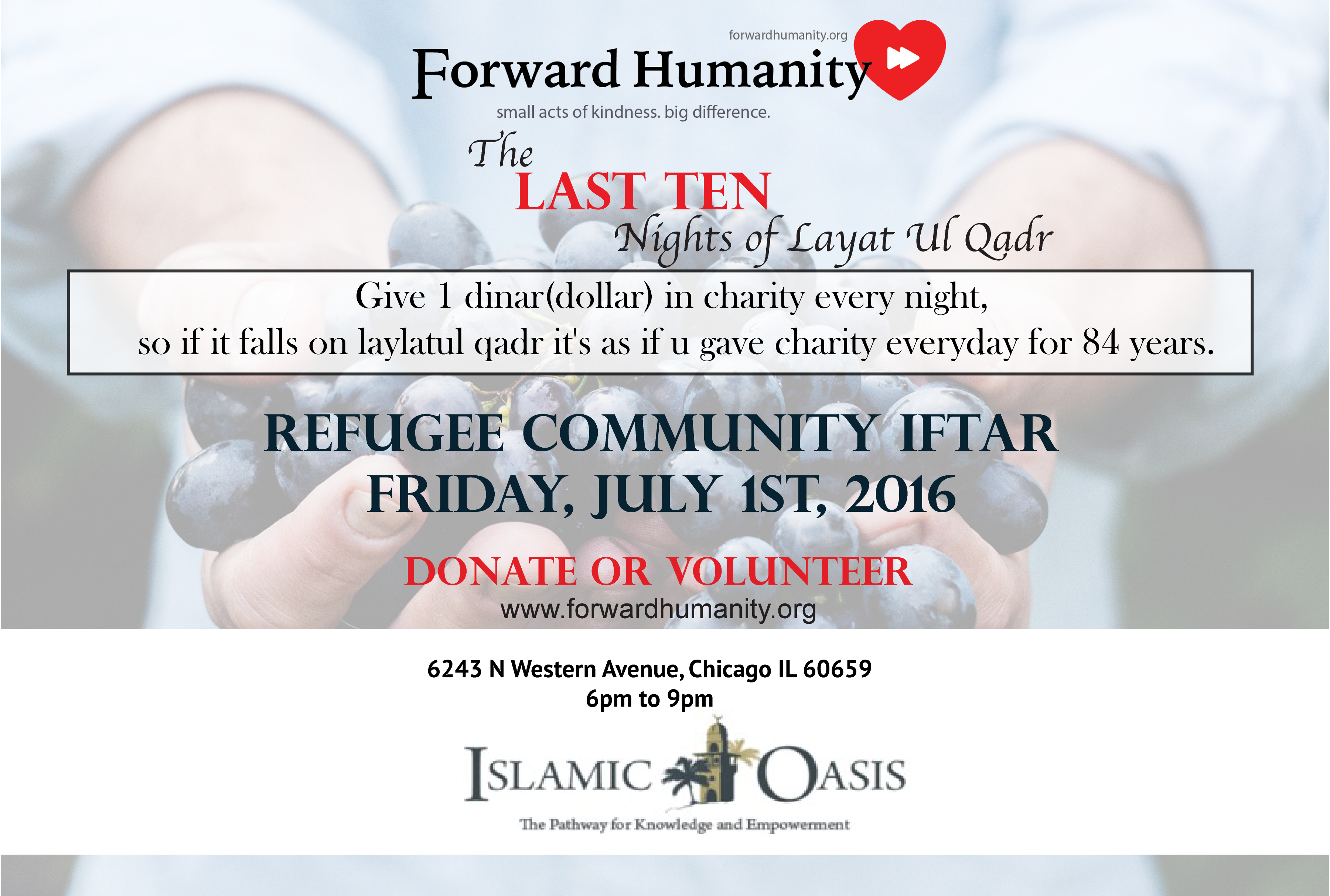 Forward Humanity » Causes